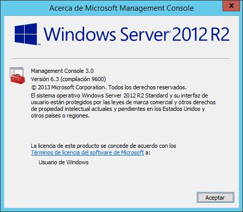 Abrir la MMC de 32 bits en un sistema operativo de 64 bits