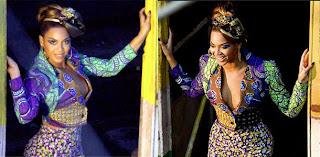 tenue africaine