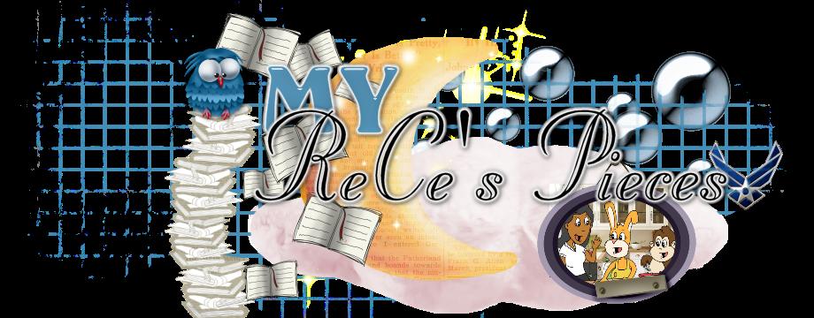 My ReCe's Pieces