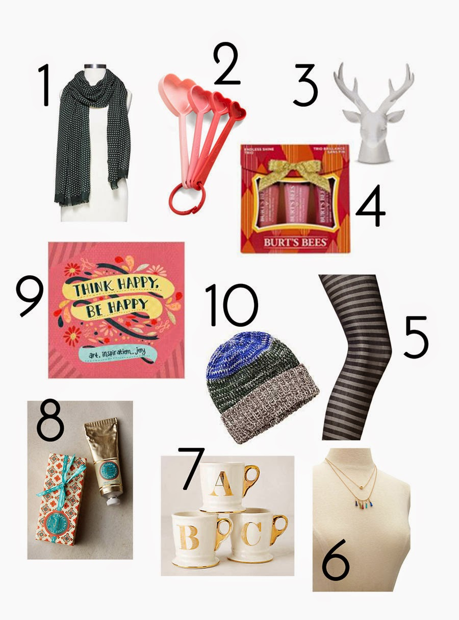 10 stocking stuffers under 10 the cream to my coffee. Black Bedroom Furniture Sets. Home Design Ideas