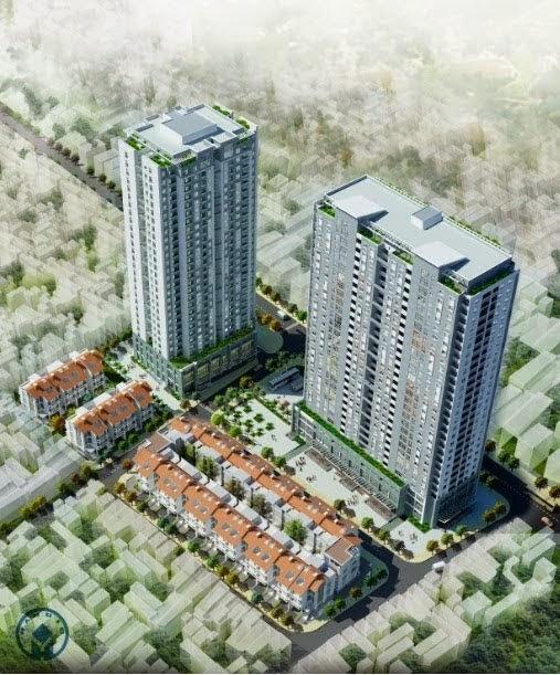 Chung cư Housing Comlex 136 Hồ Tùng Mậu