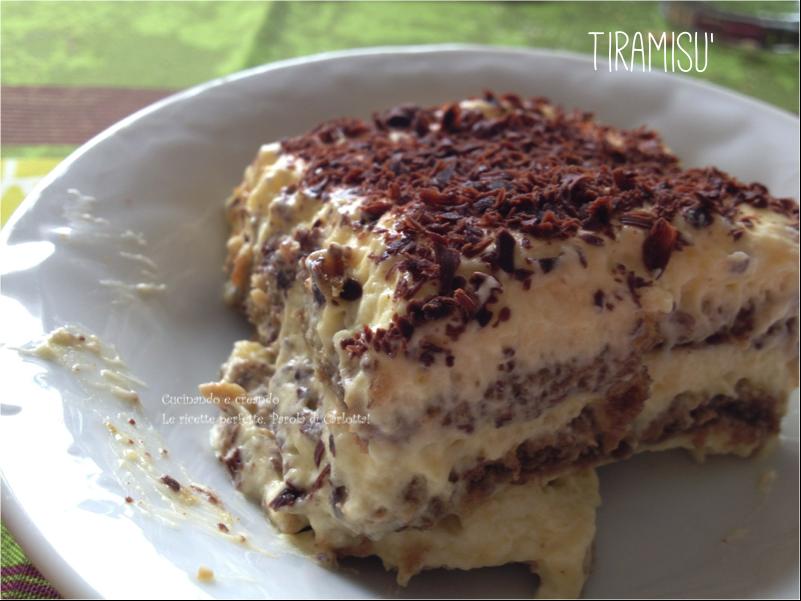 Cucinando e creando finalmente un classico il tiramis for Tiramisu particolari