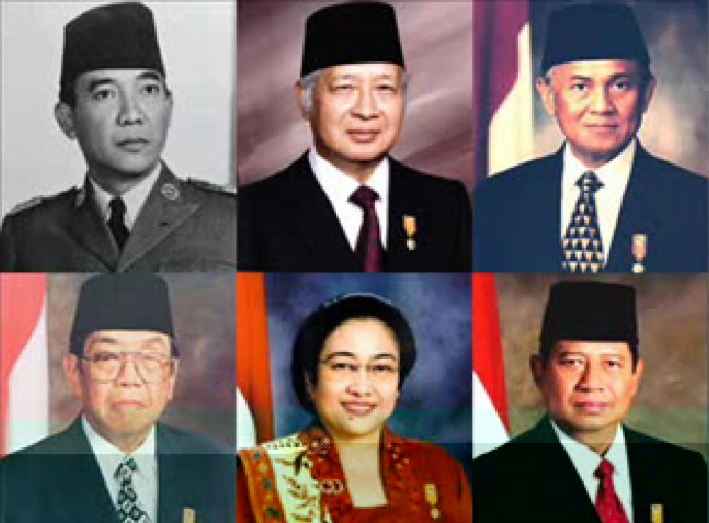 FOTO -FOTO PRESIDEN & WAKIL PRESIDEN INDONESIA PERTAMA 91