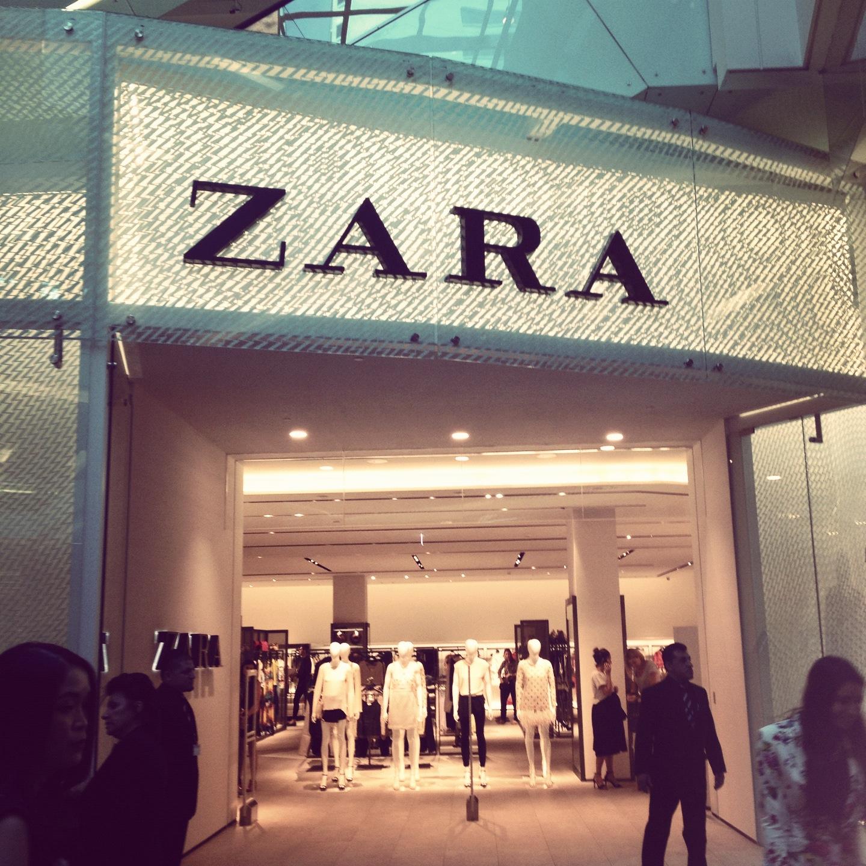 Zara announces second sydney store in bondi junction