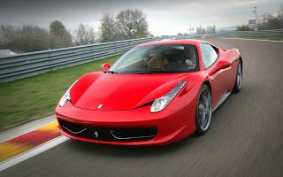 Ferrari 458 hd