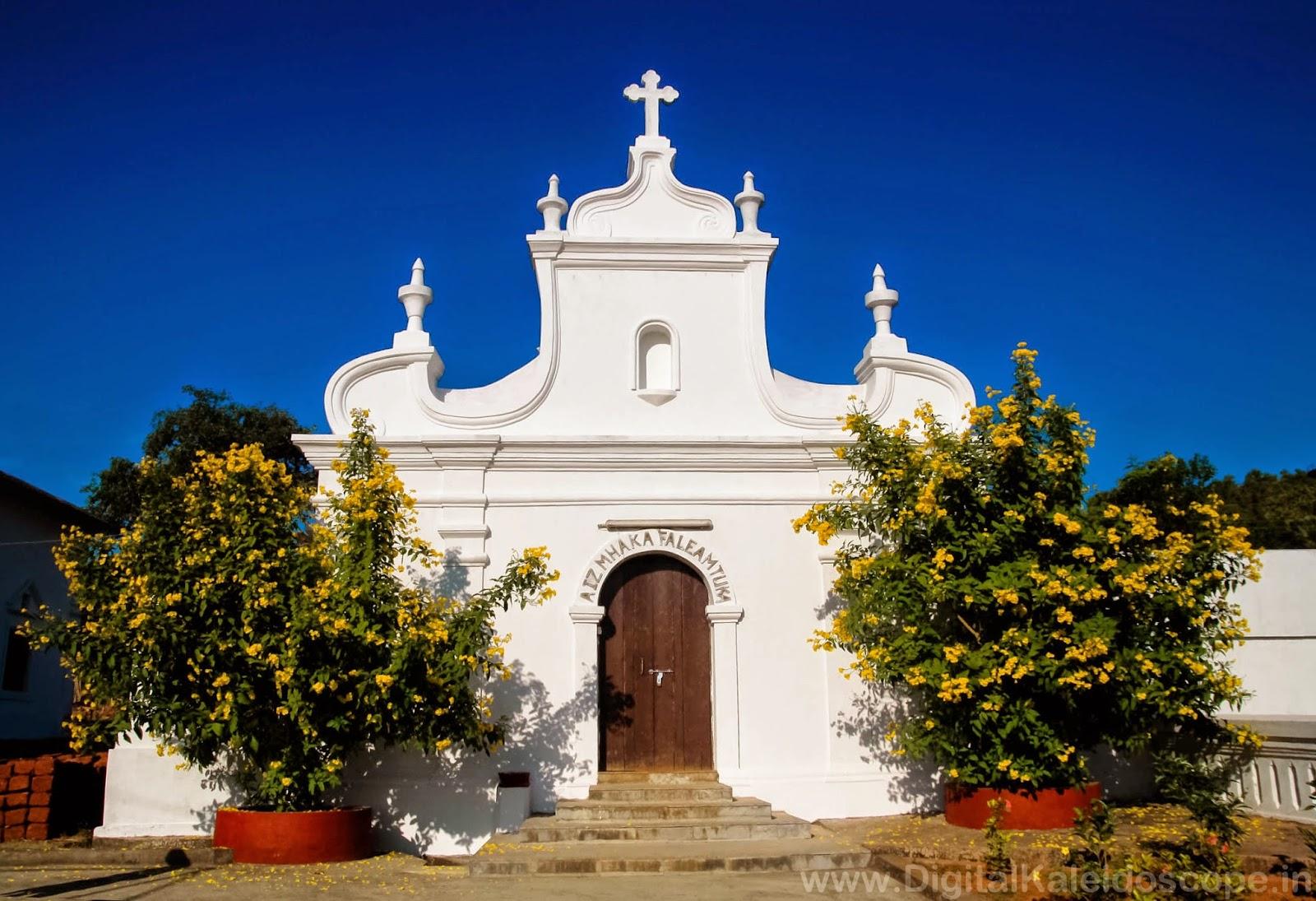 Old Church Goa