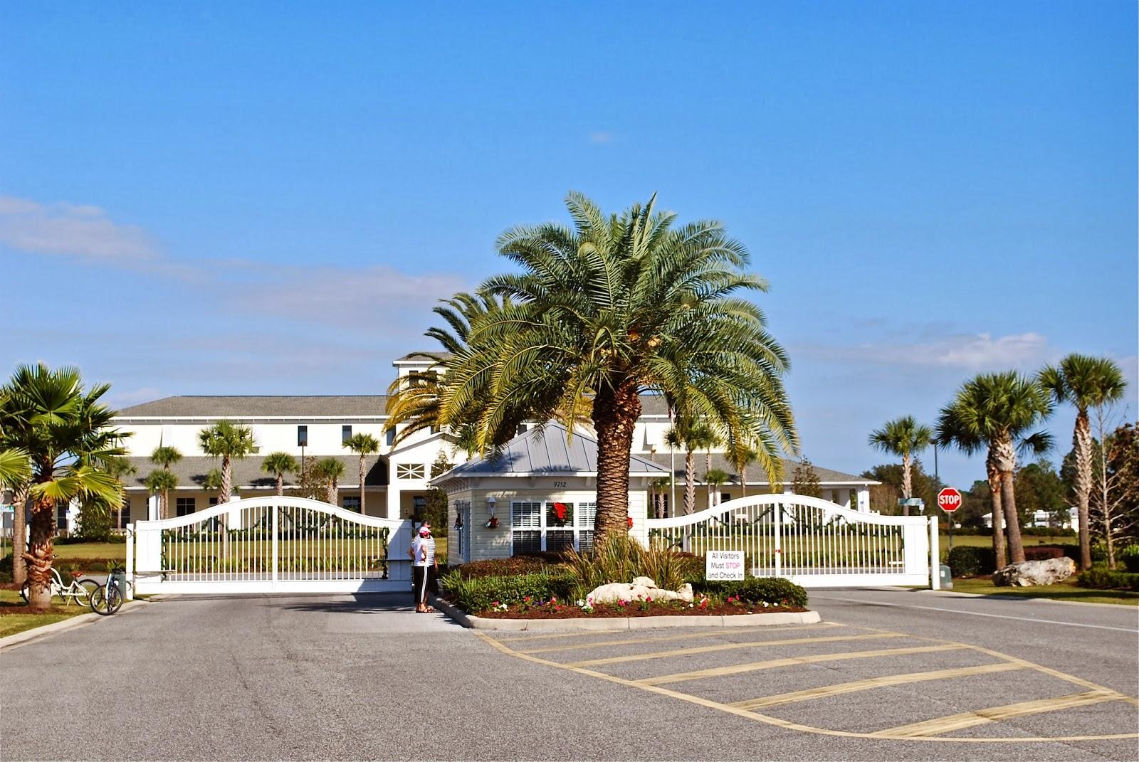 Blue sky ahead florida grande motor coach resort florida for Florida grande motor coach resort