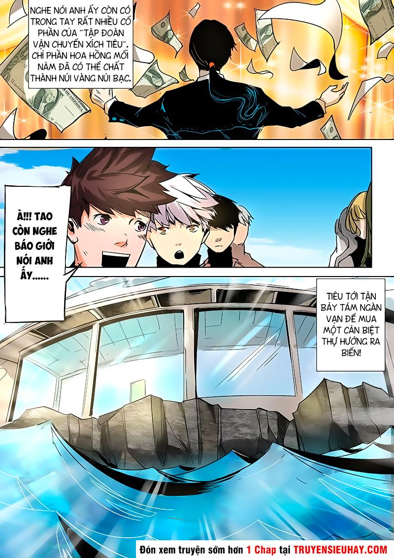 Tu Chân Tứ Vạn Niên trang 5