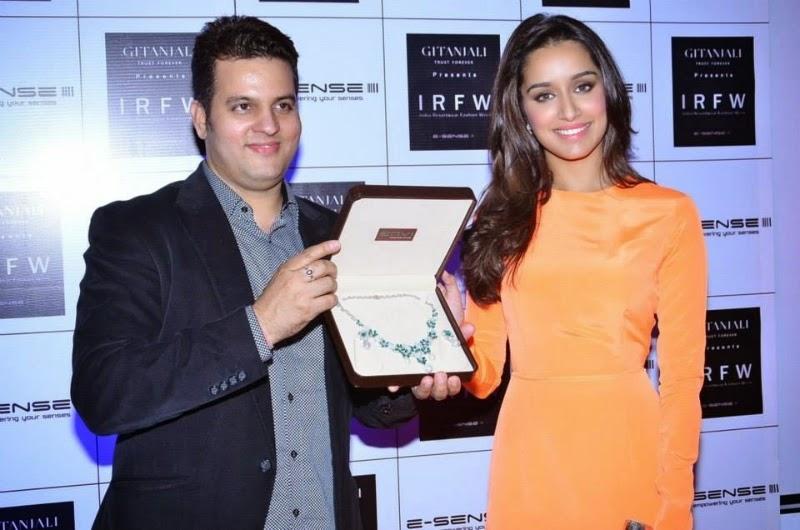 Shraddha Kapoor Hot photoshoot For Geetanjali