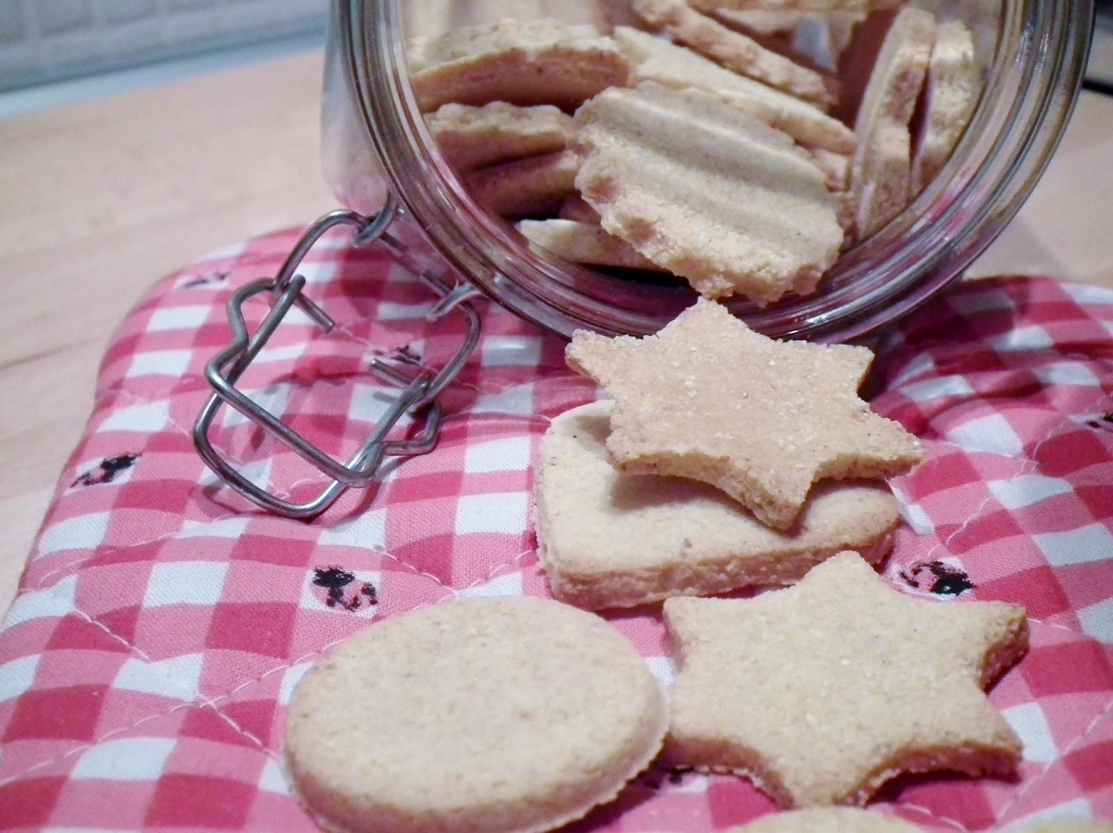 biscotti polentini ( con farina di mais)