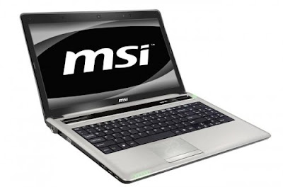 New Laptops MSI Launch The MSI CX640