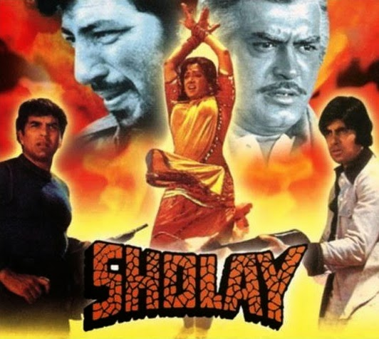 Sholay-1975-movie