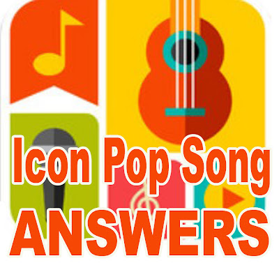 Icon Pop Song App Answers