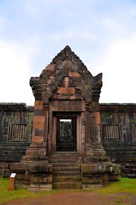 Shrine of Vat Phou, Pakse (Laos)
