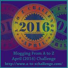 AtoZ Challenge 2016