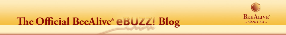 The Official BeeAlive eBUZZ! Blog