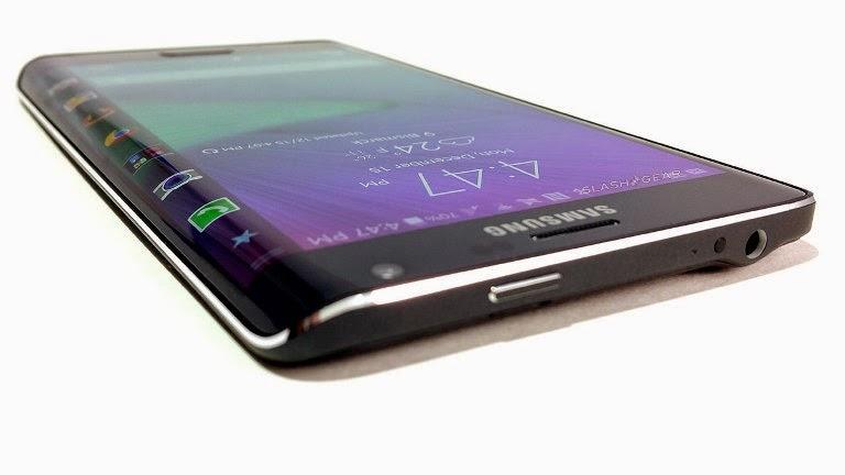 Come aggiungere orologio allo schermo curvo Samsung Galaxy S6 Edge