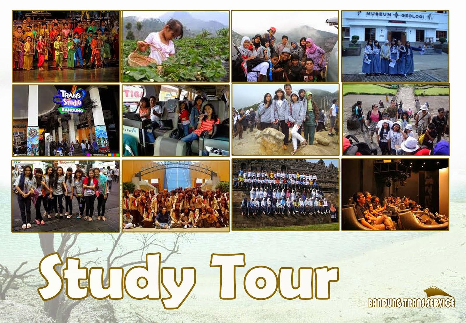 Paket Acara Perpisahan Sekolah dan Study Tour Bandung
