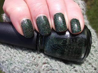 China Glaze Winter Holly
