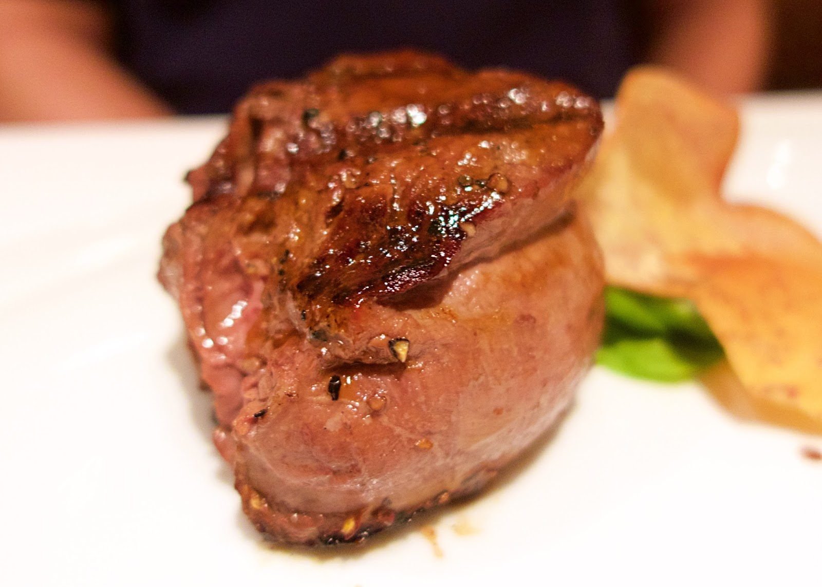 Gallagher's Las Vegas - center cut filet