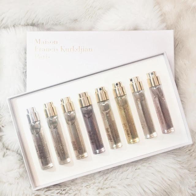 Scent review maison francis kurkdjian fragrance for Aqua universalis forte maison francis kurkdjian