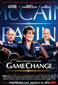 Game Change Poster