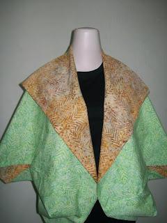 Bolero Batik Model Jaket Murah