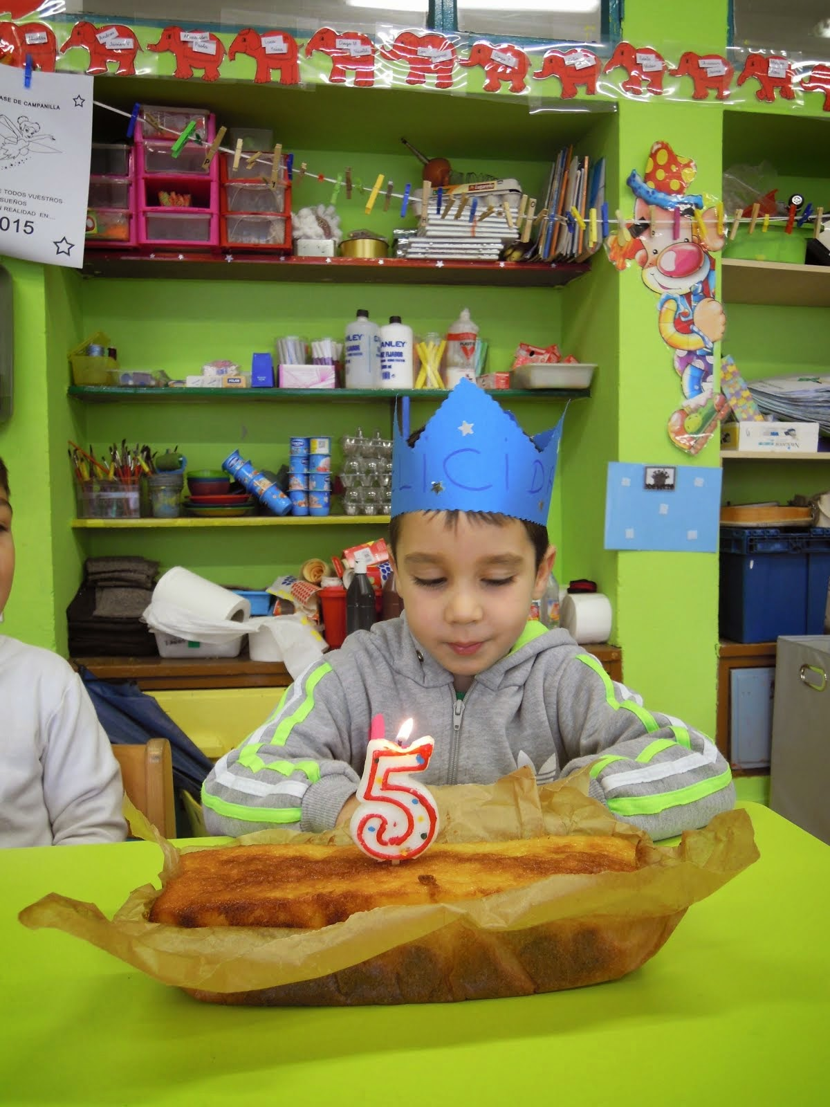 Cumpleaños de Javier.