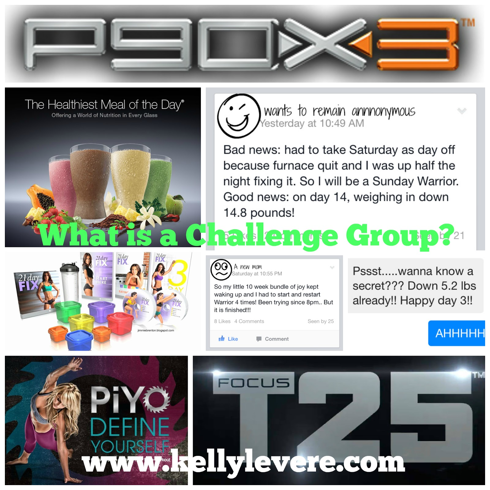 q what is a challenge group