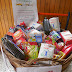 Διανομή τροφίμων και σχολικών ειδών από το Κοινωνικό Παντοπωλείο Δήμου Θηβαίων