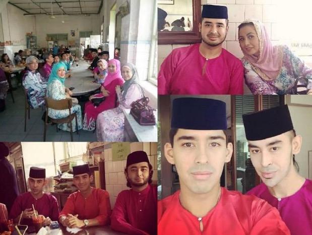 Hari Raya Terakhir Tunku Abdul Jalil Bersama Bangsa Johor