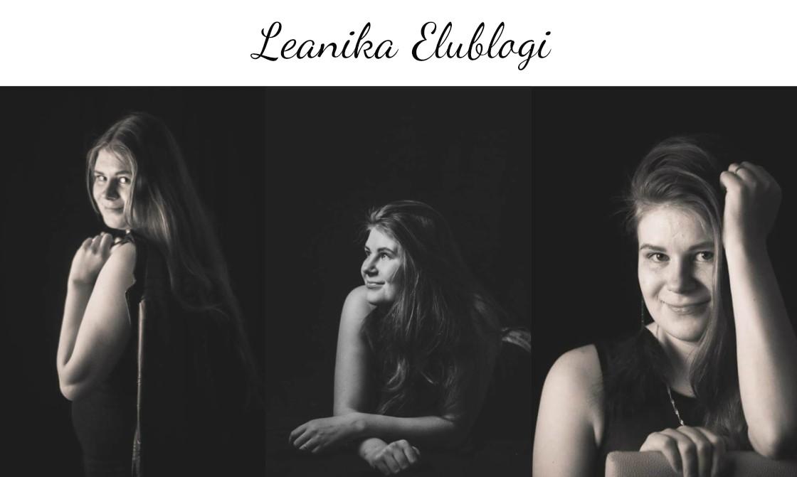 Leanika elublogi: Elu on liiga lühike, et jätta asju ütlemata!