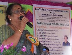Hon'ble Rekha Goswami