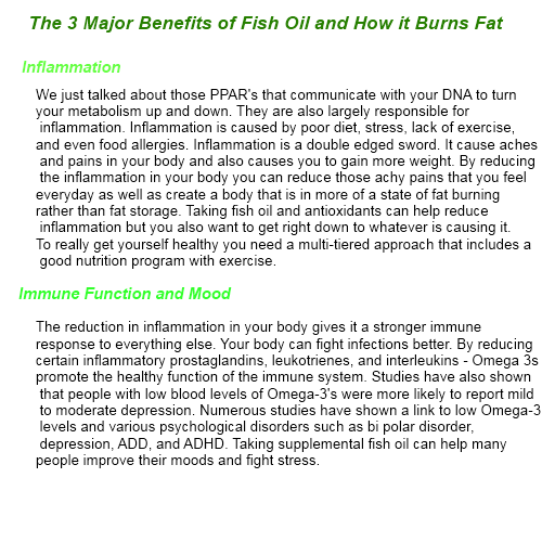 1 for best life for Dangers of fish oil