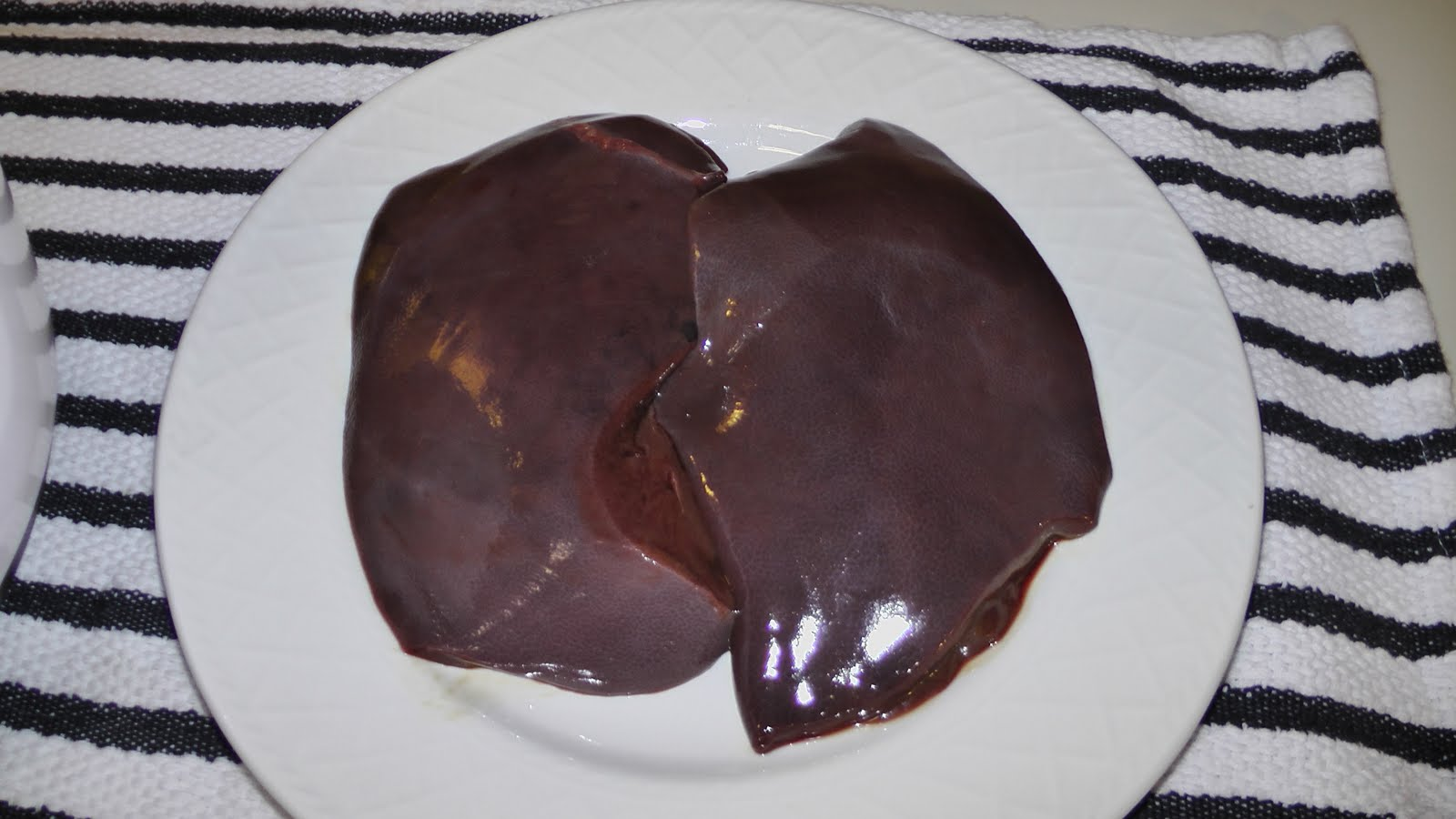 Hard Corps Foodie Dried Salted And Smoked Pig S Liver