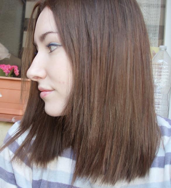 Baño De Color Deliplus Rojo Intenso:Ciencia de ti: Nuevo tono de pelo! Cómo quitar el rojo del cabello