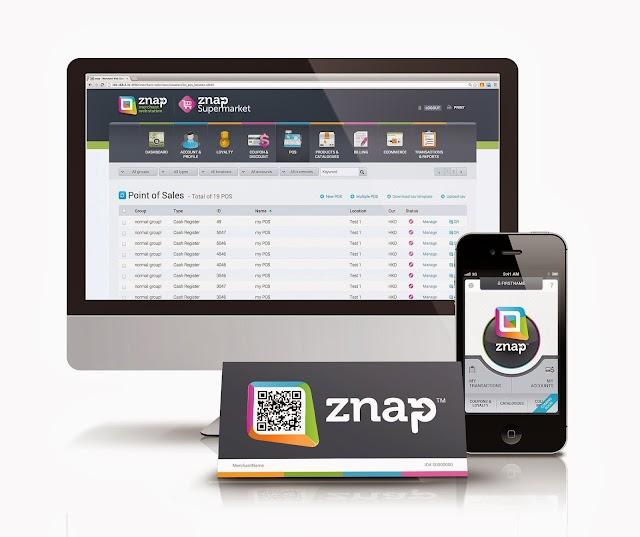 ZNAP 手機支付新趨勢
