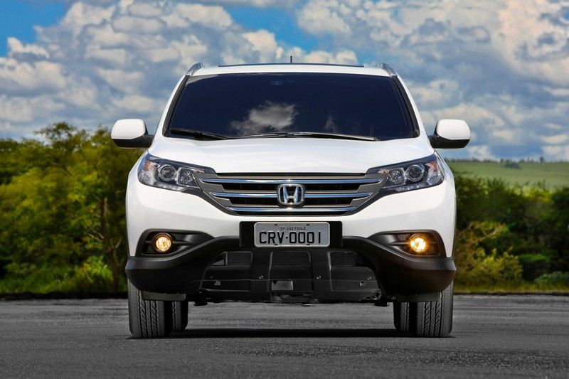 Nova Honda CR-V 2012/2013