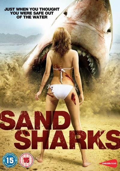 Tubarões na Areia – Legendado