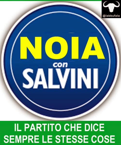 Salvini. lega, satira