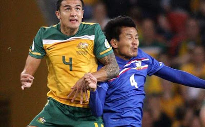 Thailand 0 - 1 Australia (3)
