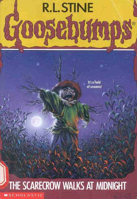 Goosebumps,Book,review