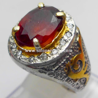 Batu Permata | Natural Hessonite Garnet
