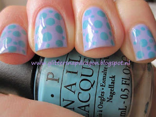OPI You're Such A Budapest and OPI Can't Find My Czechbook