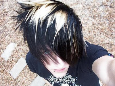 hot emo boys hairstyles Men's hairstyles.
