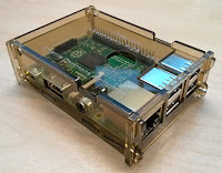 Raspberry Pi 2 B+ in my case