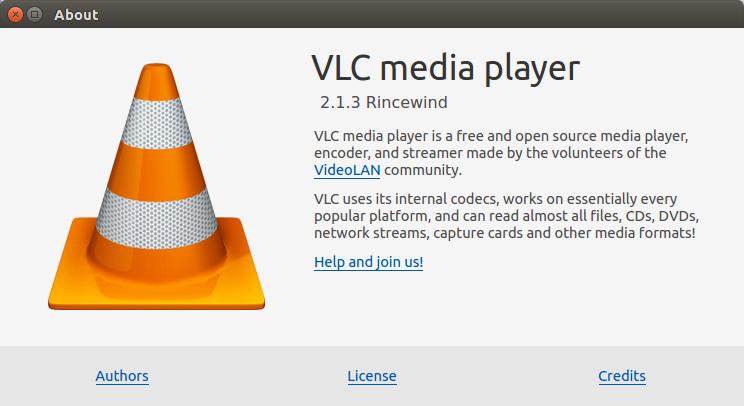 Cara Menginstall VLC Versi terakhir di Ubuntu 14.04