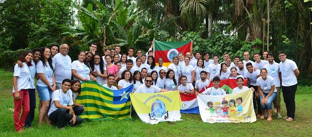 Jovens animadores das Obras Missionárias realizam missão em Ananindeua, Pará