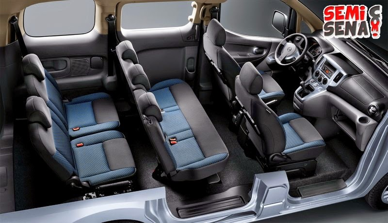 specifications and latest price nissan evalia. Black Bedroom Furniture Sets. Home Design Ideas