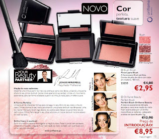 Perfect Blush Oriflame Beauty